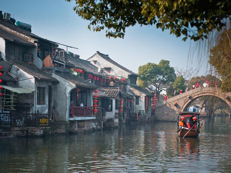 Suzhou, Hangzhou & Wuzhen Water Town - Honeymoon Tour