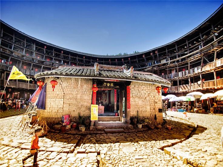 Yongding Tulou Tour