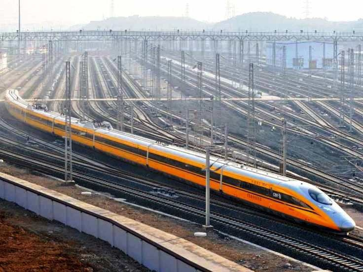 Most Popular Program of Bullet Train