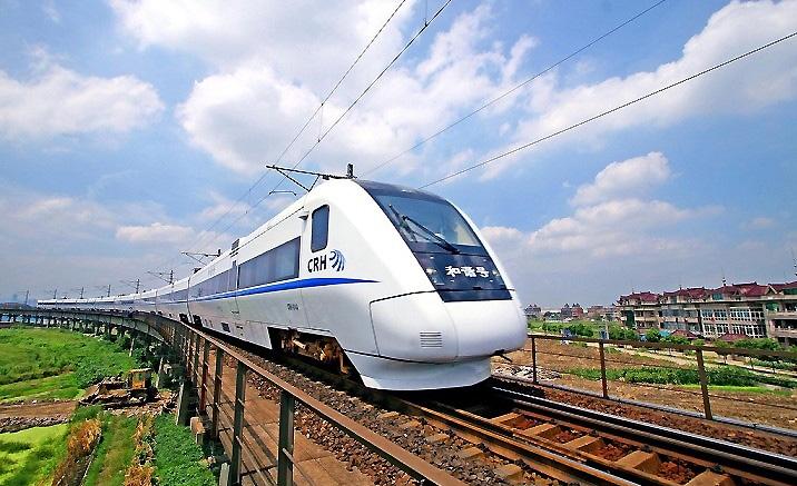 Nouvelle ligne de train express Xi'an-Chengdu
