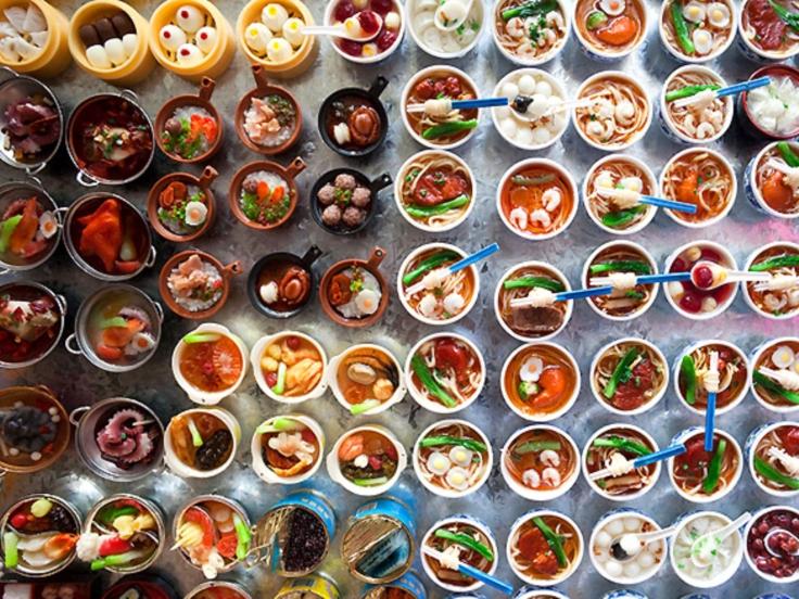 La charme de gastronomie de Hong Kong