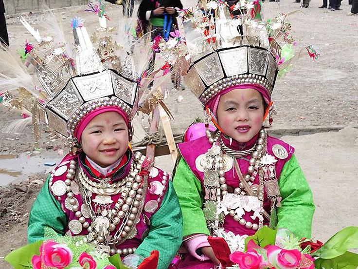 Au village Huanggang