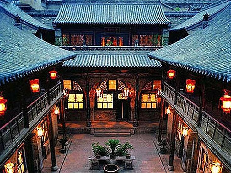les traces de civilisations chinoises