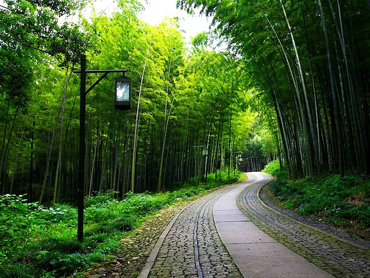 Sentier Yunqizhujing