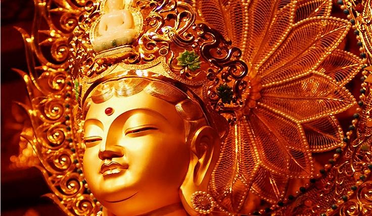 Beauté du Bouddhisme de Chine
