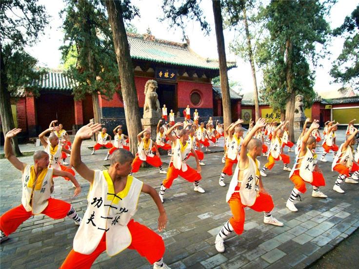 Kung Fu & Tai Chi Lessons