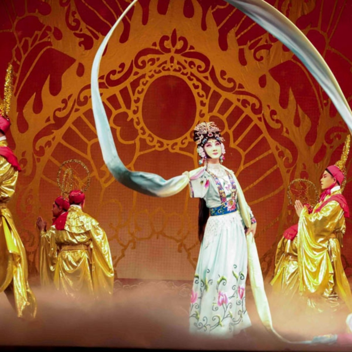 Peking Opera at Liyuan Theater