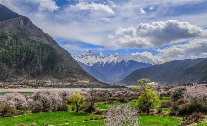 Nyingchi Tibet
