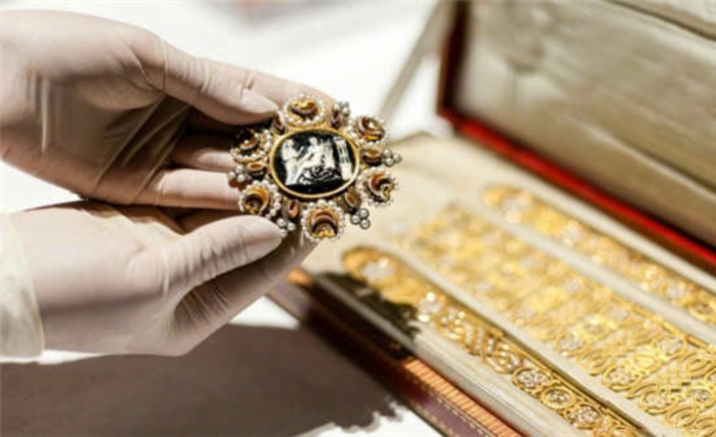 French jewellery exhibition
