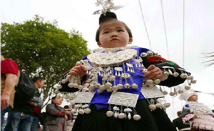 Province du Guizhou (sud-ouest) : Festival des sœurs Miao