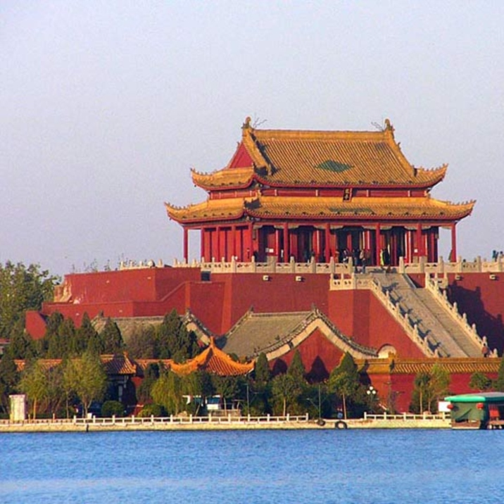 Dragon Pavilion