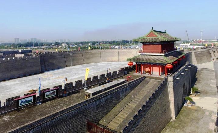 Zhengding town