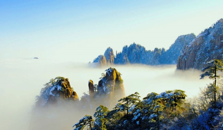 China Classic with Mount Huangshan Exploration - 10 Days