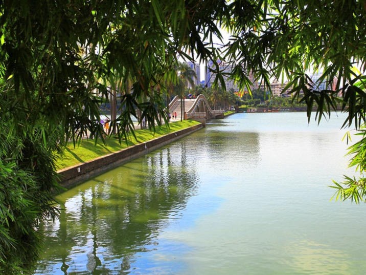 Nanhu Lake Park