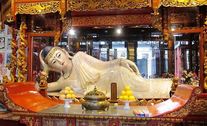 Temple de Bouddha de Jade (Shanghai)