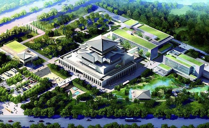 Premier musée archéologique dans la province du Shaanxi