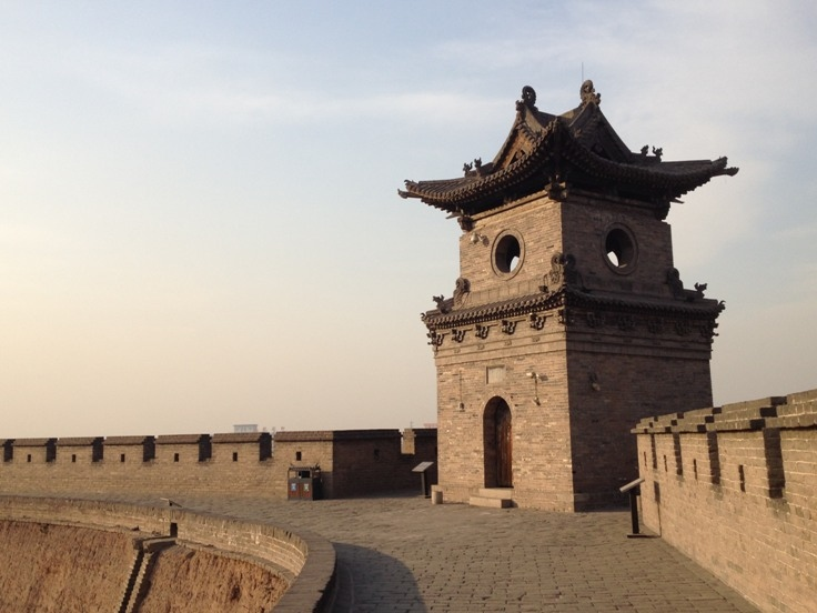 China Ancient City Camper Tour
