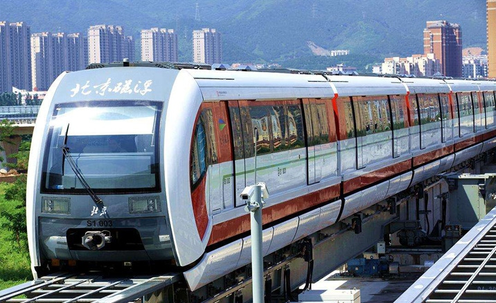 Première ligne Maglev de Beijing