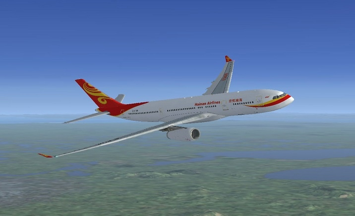Direct airline opened between Haikou and Sydney
