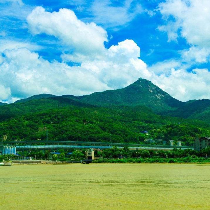 Mt. Gushan