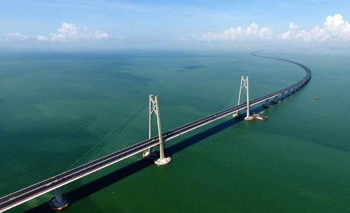 HK-Zhuhai-Macao Bridge to open on October 23