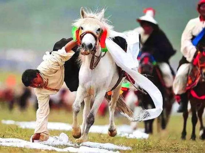 Gyantse Horse Race