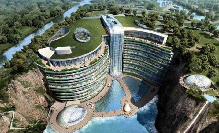 Shanghai to open the first underground hotel in the world