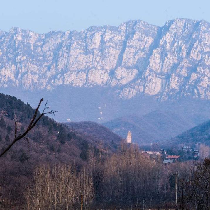 Songshan Mountain