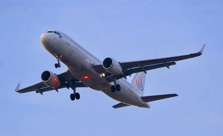 Tianjin and Sihanoukville to link by direct flight