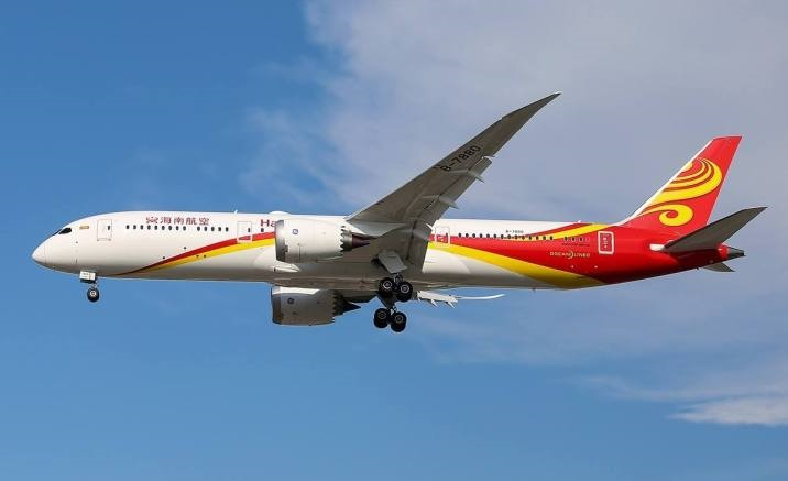 Haikou and Melbourne to link by Hainan Airlines