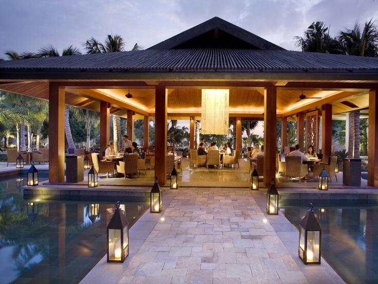 Отель в заливе Дадунхай города Санья - Mandarin Oriental Sanya *****