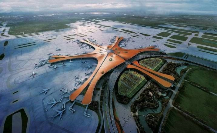 The traffic network of Beijing Daxing International Airport to be finished