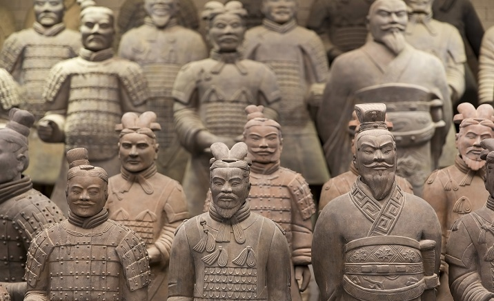 Terracotta Warriors exhibition to kick off in Liverpool
