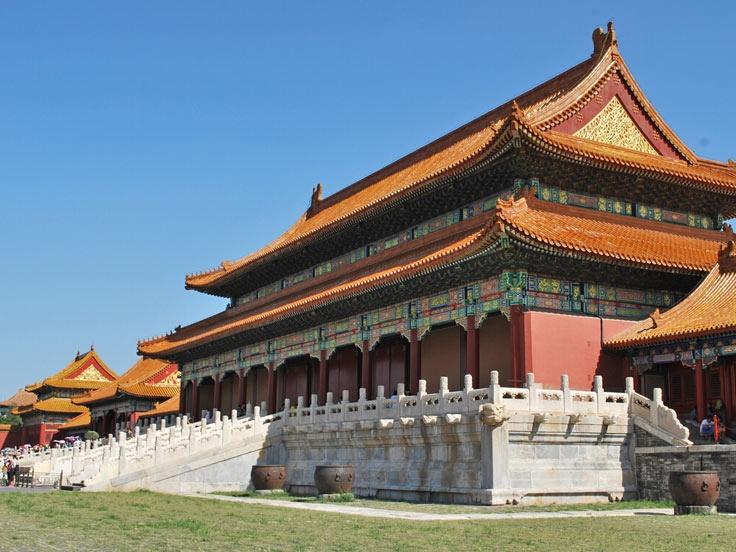 China Golden Triangle Tour