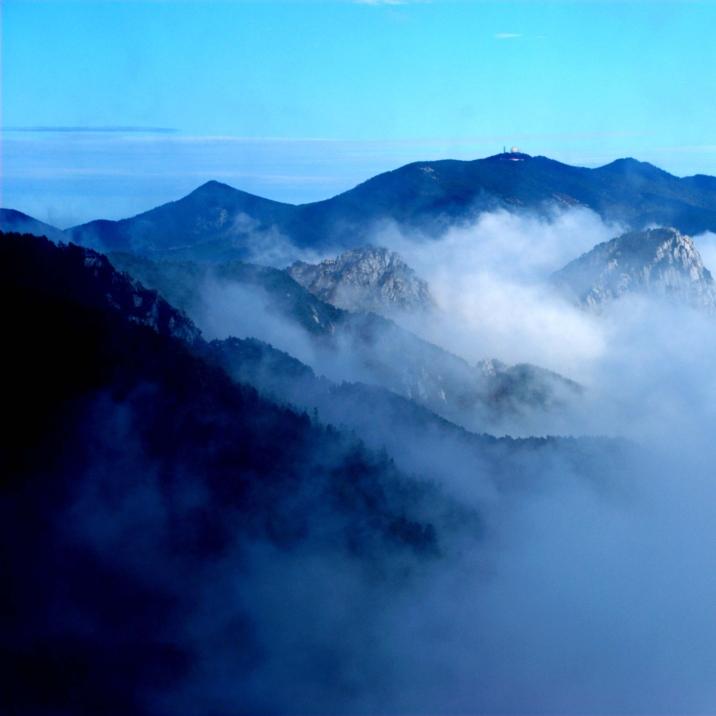 Mt Lushan
