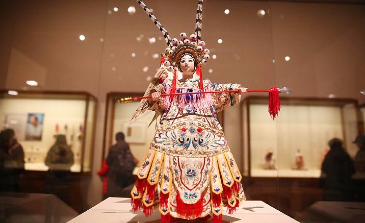 Les marionnettes de Zhangzhou (province du Fujian)