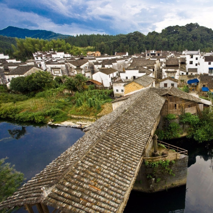Wuyuan in summer