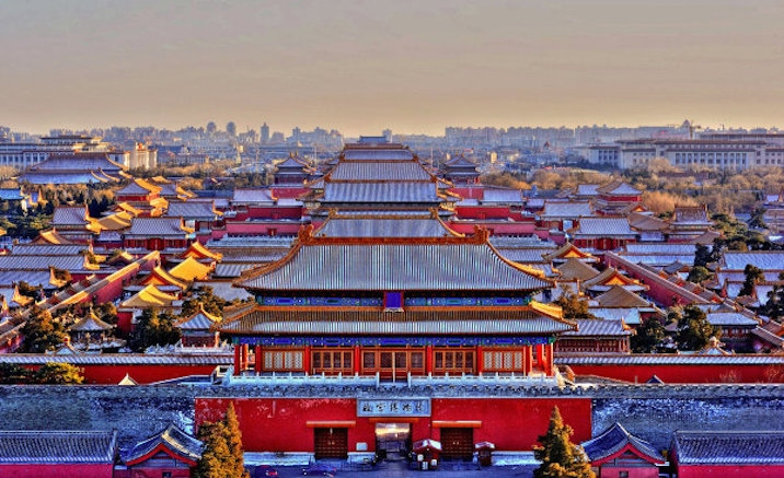 Palace Museum, new annex, cultural paradise