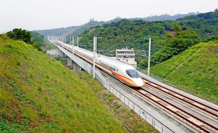 Nouvelle ligne de TGV entre Chongqing et la province du Guizhou