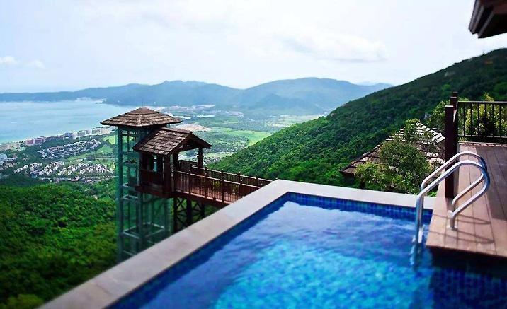 Yalong Bay Earthly Paradise Bird's Nest Resort - Sanya, province du Hainan