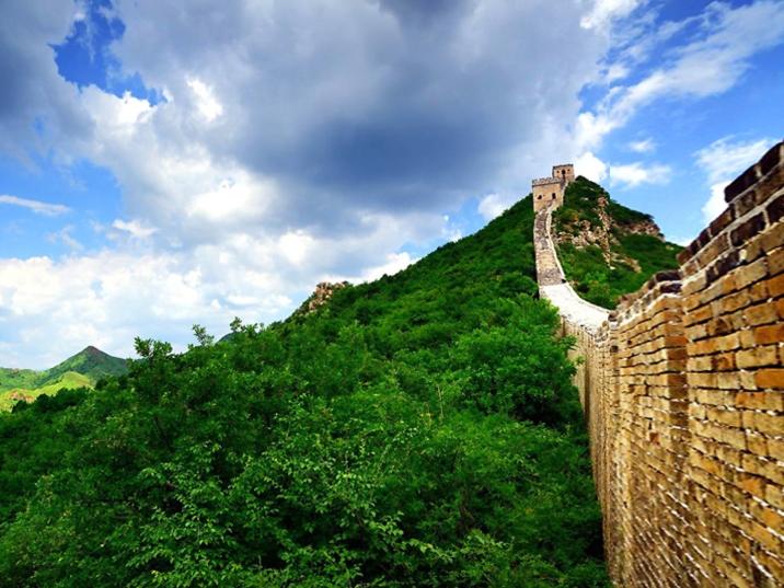Grande Muraille du tronçon de Jinshanling