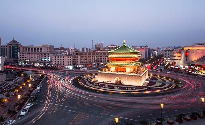 Shaanxi Province, The 3rd Silk Road International Expo