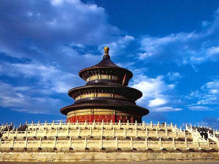 Le Temple du Ciel de Beijing
