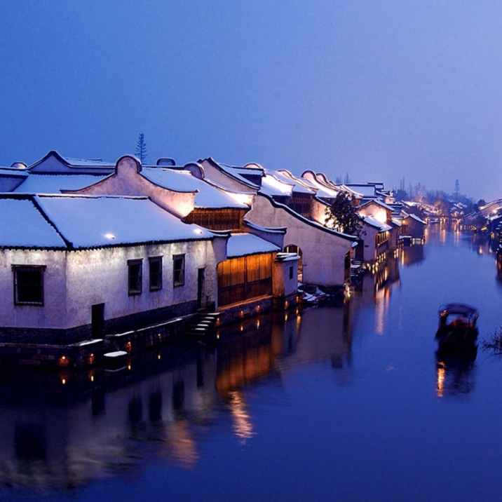 Wuzhen West Scenic Zone