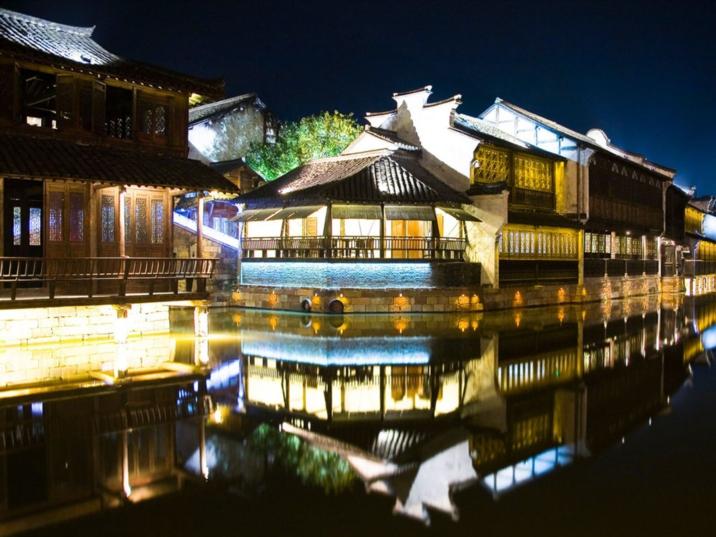 Wuzhen East Scenic Zone
