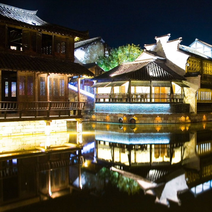 Wuzhen East Scenic Zone