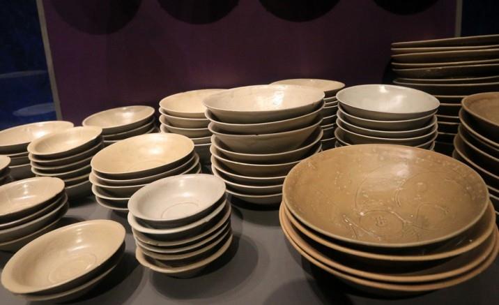 Shipwrecks and Exported Porcelain, Shanghai