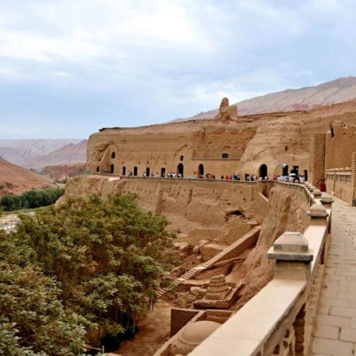 Bezeklik Thousand Buddha Caves