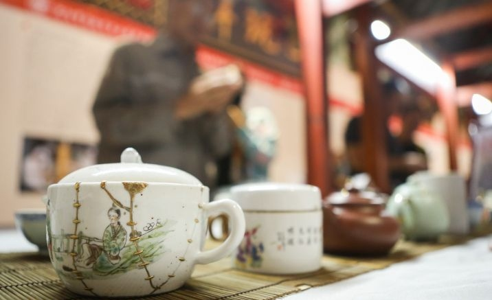 Intangible cultural heritage exhibition,Shenyang