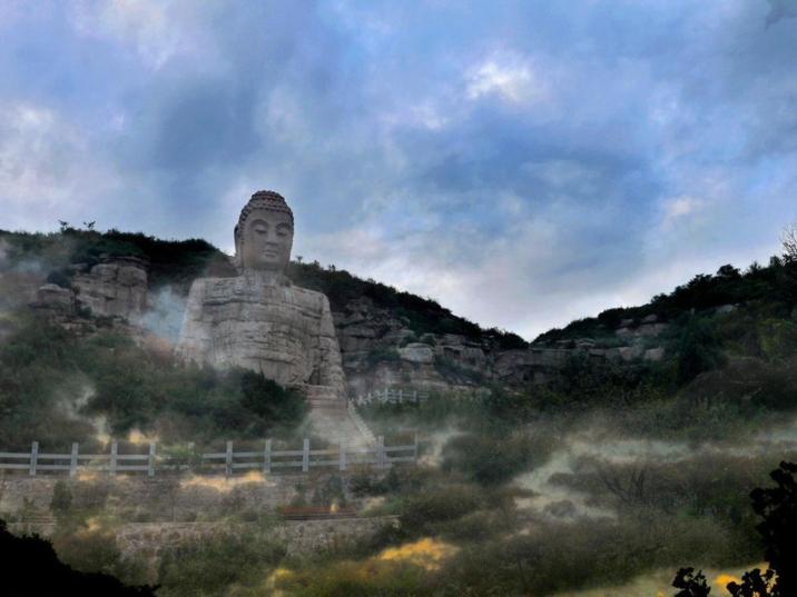 Mengshan Giant Buddha